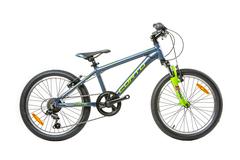 детский велосипед Corto CUB 2021 серый