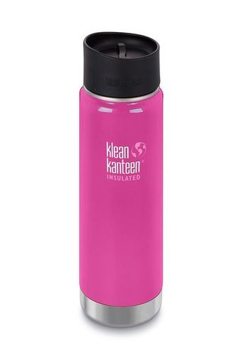 #Термокружка Klean Kanteen Insulated Wide Cafe Cap 20oz (592 мл) Wild Orchid