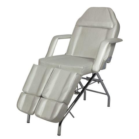 Педикюрное кресло МД-3562 каркас хром