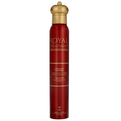 Лак Королевский CHI для волос CHI Royal Treatment Ultimate Control, 340 мл.