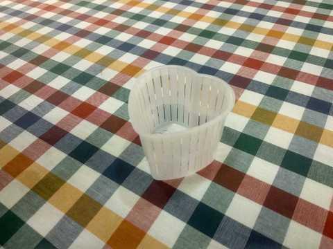 Anelli Lodi -форма для сыра Сердечко, фото