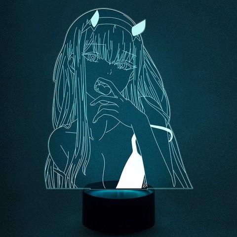 Светильник Zero Two - Ноль два