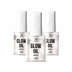 Фото масло GLOW OIL аромат ананас
