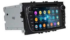 Магнитола Ford овальная Android 9.0 4/64GB IPS DSP модель KD7053 PX5