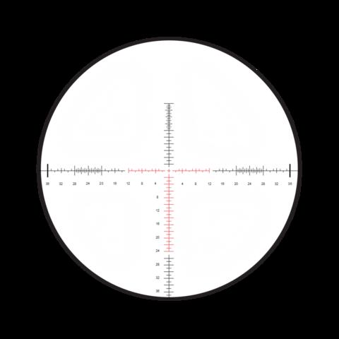 Burris XTR II 4-20x50 SCR MOA FFP (34мм), с подсветкой (201043)