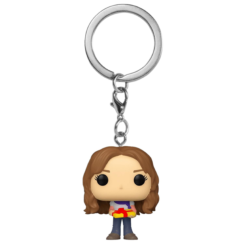 Брелок Funko Pocket POP! Keychain: Harry Potter: Holiday: Hermione 51206-PDQ