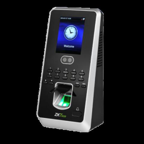 Биометрический терминал ZKTeco MultiBio 800[ID]