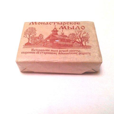 Монастырское мыло «Хвойное»™Фитон-Крым