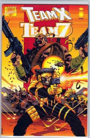 Team X Team 7 Paperback
