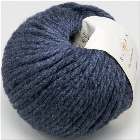 Пряжа Big Wool Silk Rowan