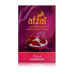 Табак для кальяна  Afzal Strawberry 50 гр.