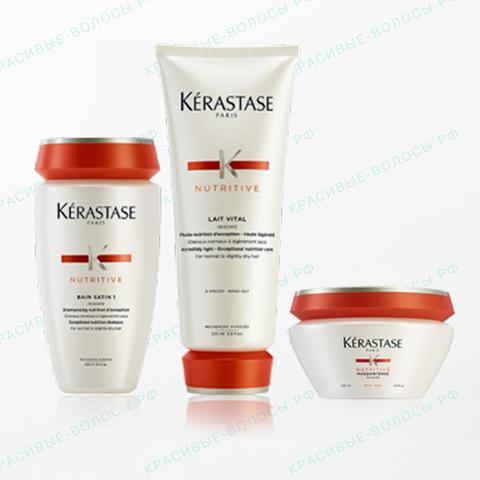 Набор KERASTASE Nutri Irisome -12%