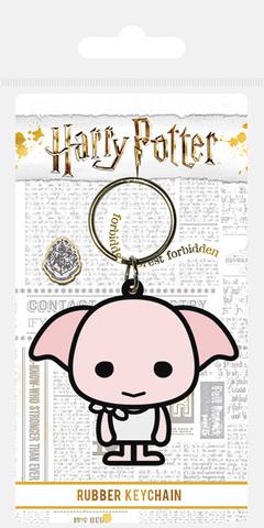Брелок силиконовый «Гарри Поттер (Добби чиби)»