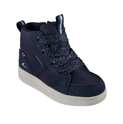 Полуботинки Viking Smile Mid WP Navy/Cream демисезонные