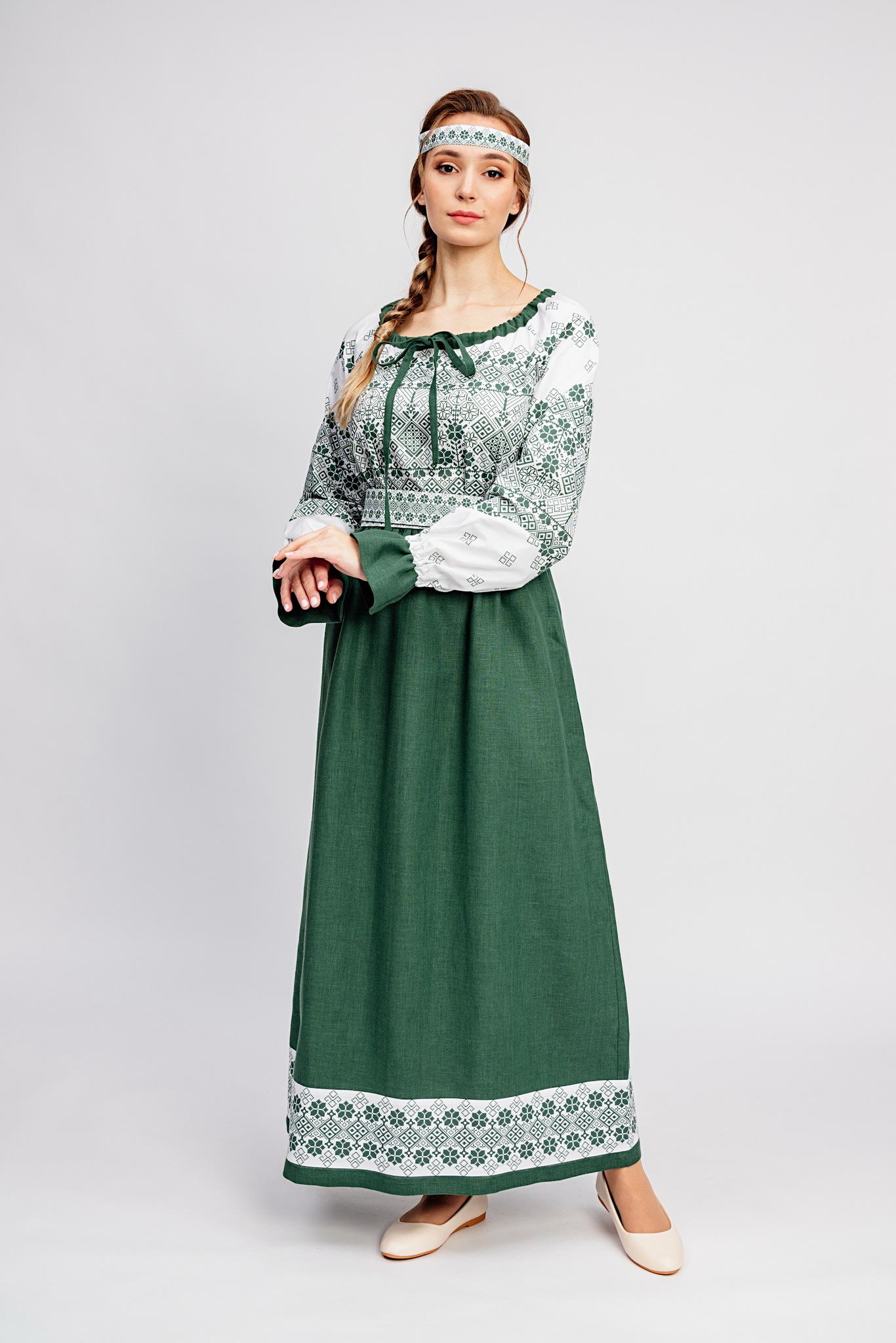 Народное платье Дары солнца