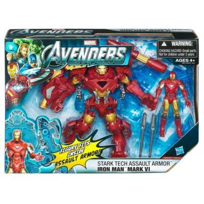 The Avengers - Stark Tech Assault Armor