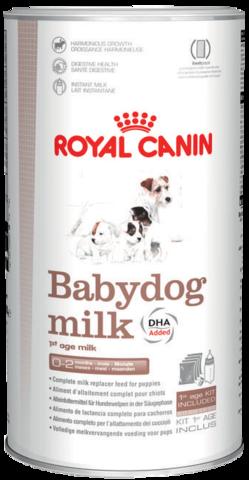 Заменитель молока для щенков с рождения до отъема