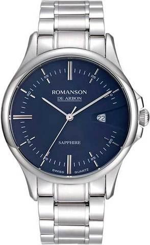 Наручные часы Romanson CA5A10MMW(BU)