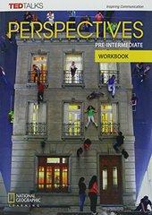 Perspectives BrE Pre-interm WB+ CD