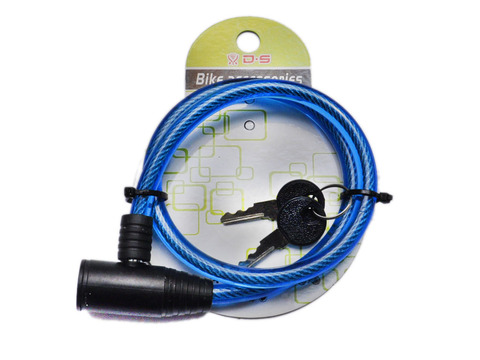 Велозамок для защиты от угона велосипеда: CS-4-1065
