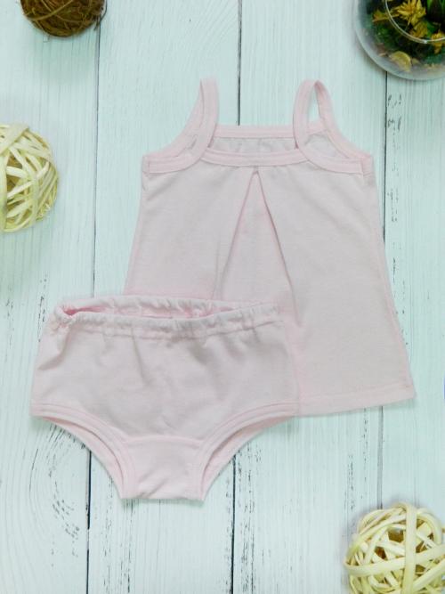Комплект для девочки, 2661, светло-розовый