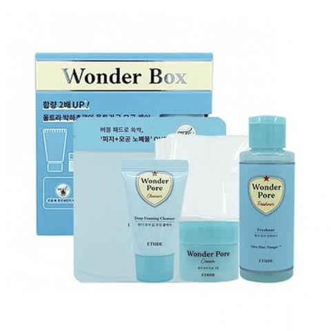Etude House Wonder Box набор миниатюр для сужения пор