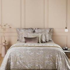 Постельное белье 2 спальное евро макси Yves Delorme Cachemire