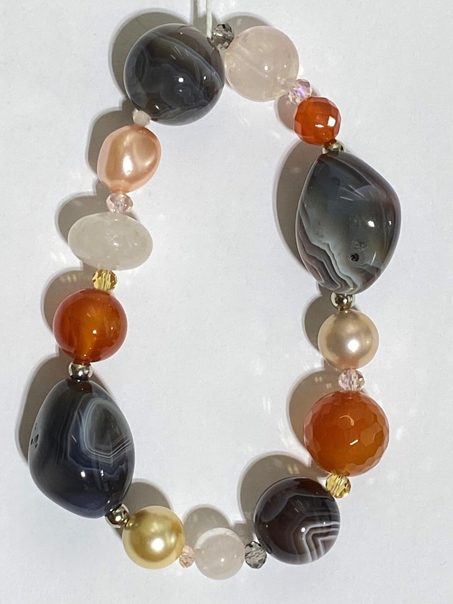 8008-серд (браслет из натуральных камней)