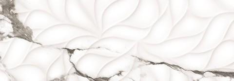 Плитка настенная Royal Bianco Rel. R  242х700