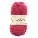 Пряжа Drops Alpaca 3900 вишня