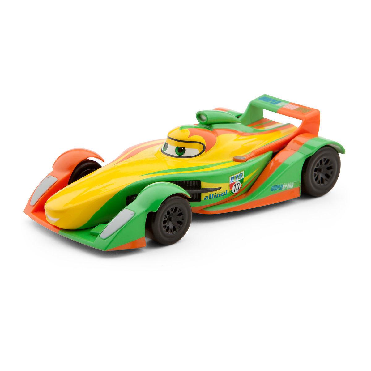Машинка «Рип Клатчгонецки» 10 см Тачки 3 Дисней
