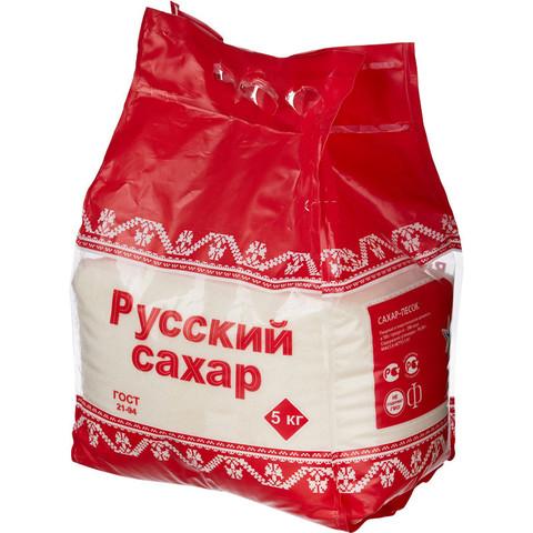 Сахарный песок Русский 5 кг