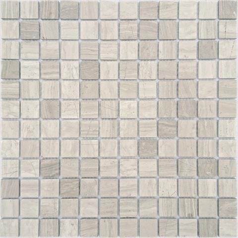 Мозаика Travertino Silver MAT 23x23x4 298х298