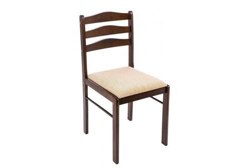 Стул деревянный кухонный, обеденный, для гостиной Camel dirty oak / beige 40,5*40,5*84 Dirty oak /Бежевый