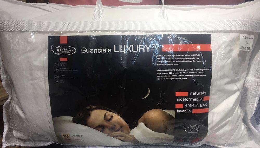 Подушка Luxory