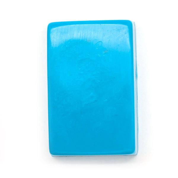 Форма для мыла Прямоугольник чистый