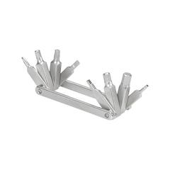 Складной набор ключей 2K FF-01 8W1
