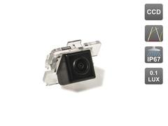 Камера заднего вида для Mitsubishi Lanser X HATCHBACK Avis AVS326CPR (#060)