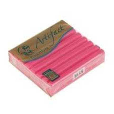 Пластика Artifact (Артефакт) брус 56 гр. шифон Розовая фуксия