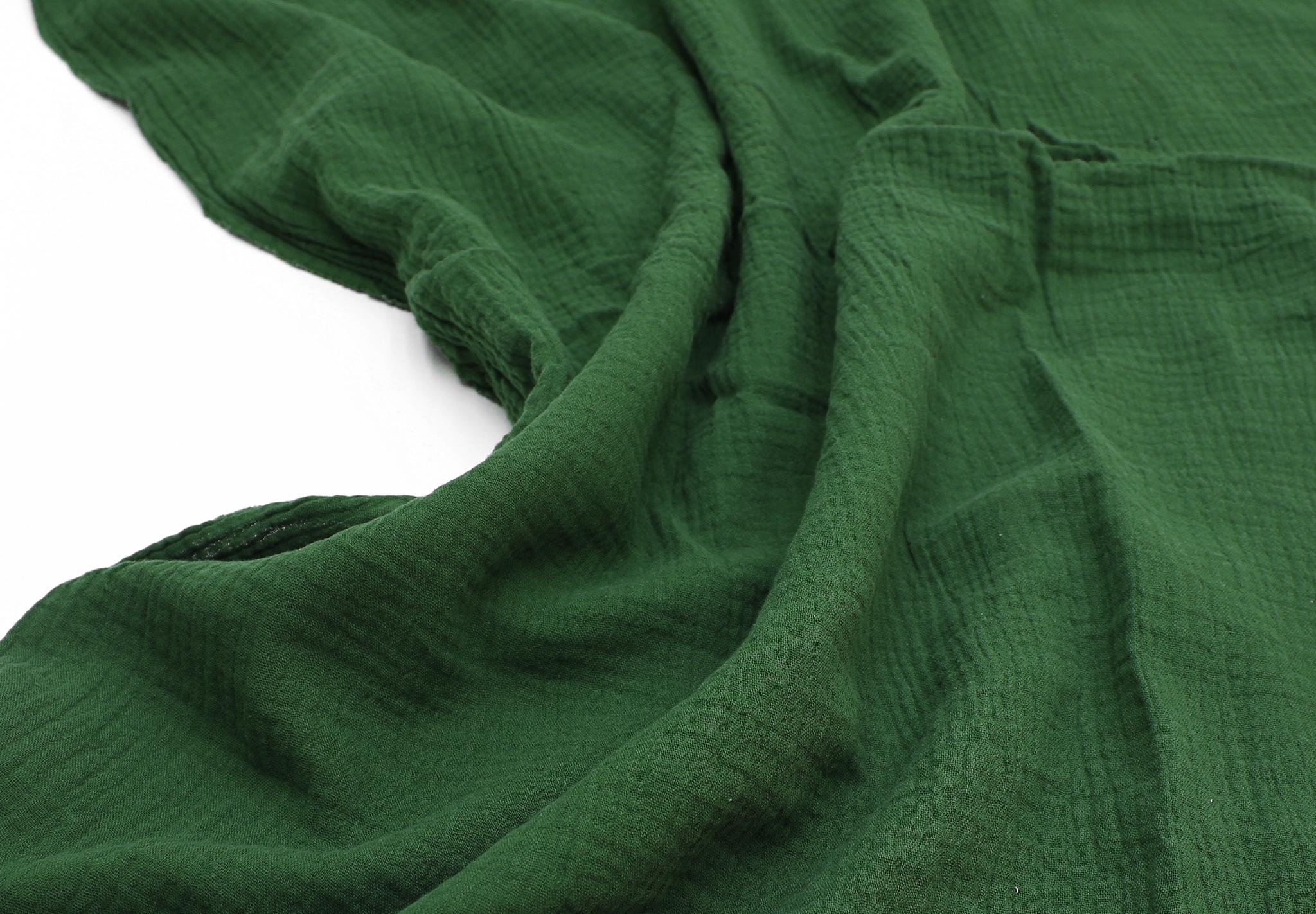 Ткань муслиновая, хаки