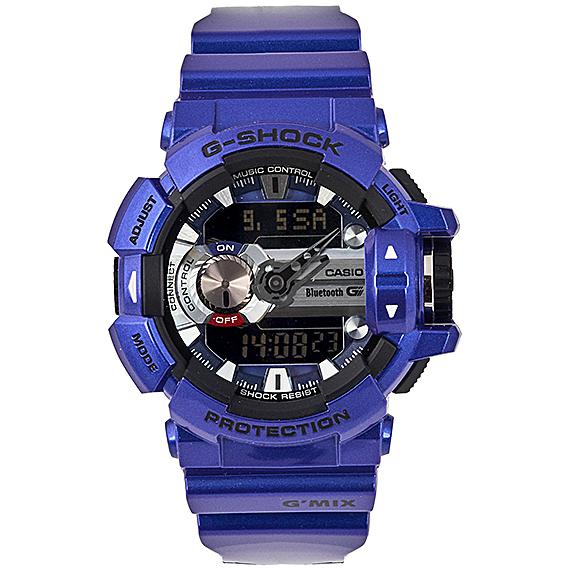 Часы наручные Casio GBA-400-2AER