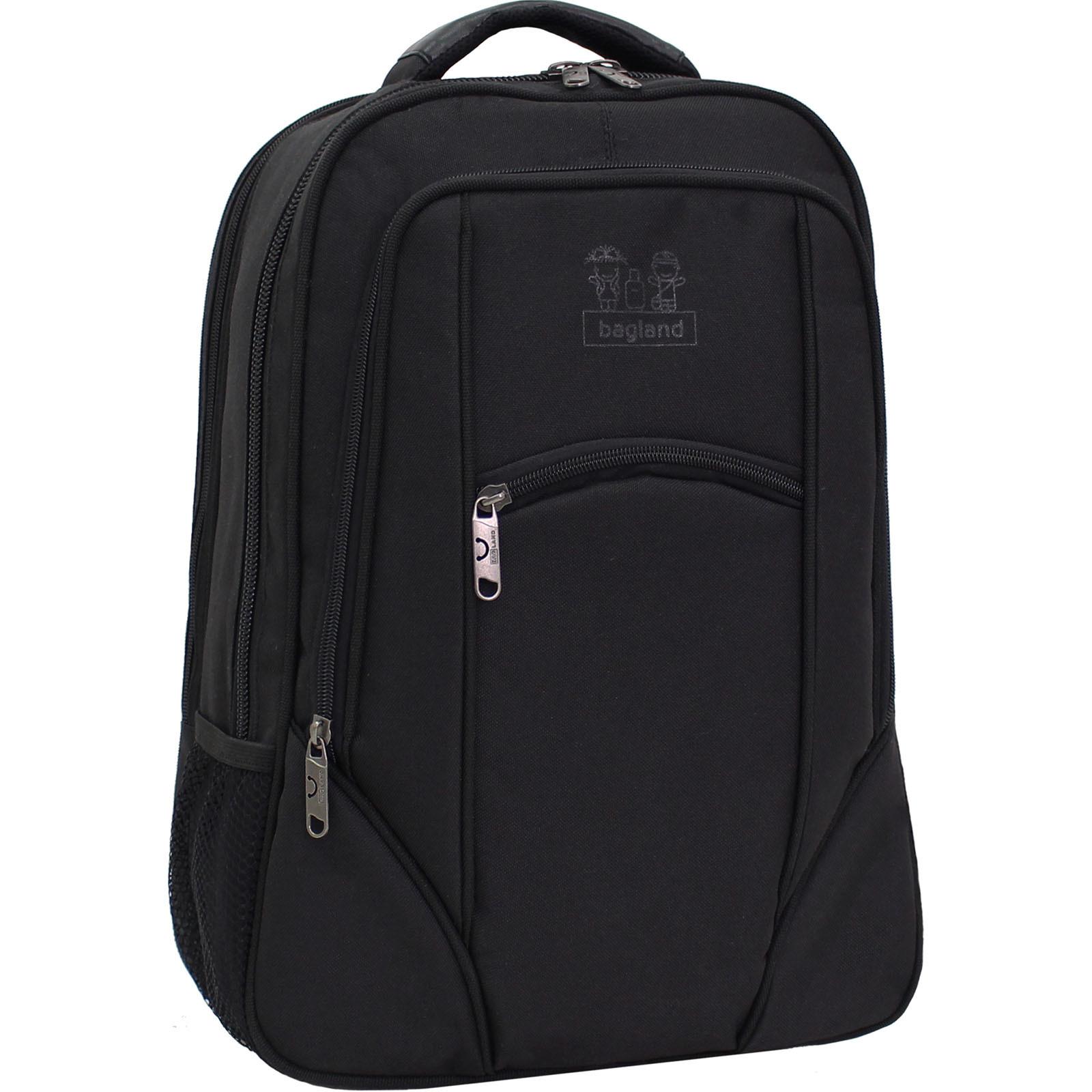Рюкзаки для ноутбука Рюкзак для ноутбука Bagland Рюкзак под ноутбук 537 21 л. Чёрный (0053766) IMG_9978.JPG