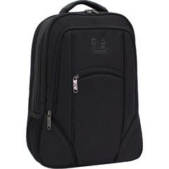 Рюкзак для ноутбука Bagland Рюкзак под ноутбук 537 21 л. Чёрный (0053766)