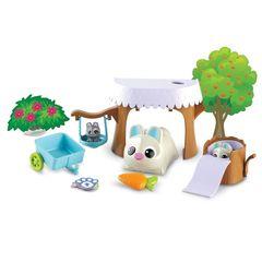 Стем РобоКролик Банни с малышами Learning Resources