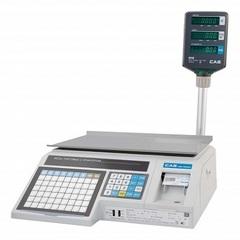 CAS LP-15R весы с печатью этикетки  (Ver.-1.6)