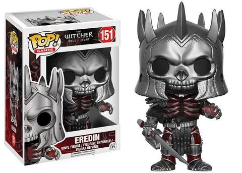 Фигурка Funko POP! Vinyl: Games: The Witcher: Eredin 12131