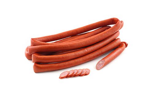 Колбаски варено-копченые