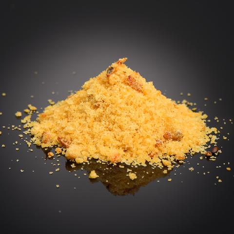 Salt with sea buckthorn