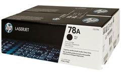 Картридж HP CE278AF упаковка из двух