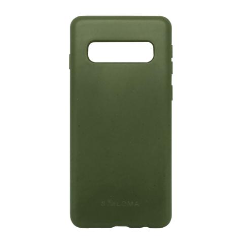 Чехол SOLOMA для телефона Samsung S10 Мох